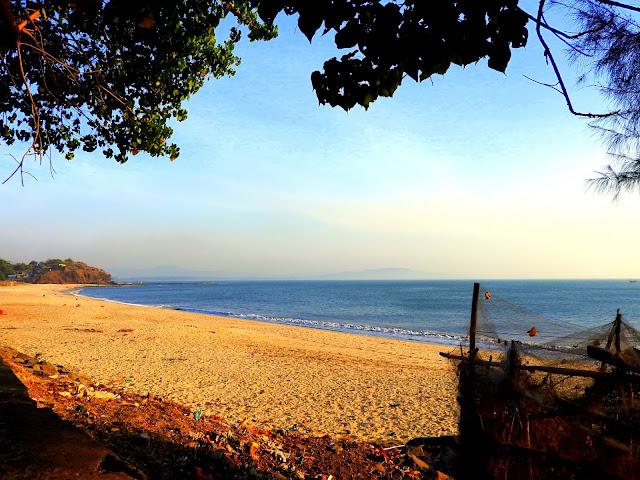 Maharashtra, coast, beach, homestay,