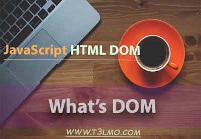 ماهي javaScript DOM