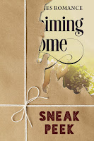 sneak peek at Reclaiming Home by Milou Koenings