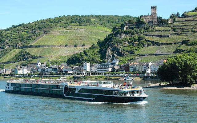 Kelebihan Menyusuri Sungai Besar Di Eropa Menggunakan Avalon Waterways