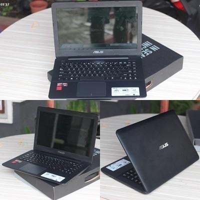 Laptop Gaming Second Asus X454YI AMD A8 Bekas