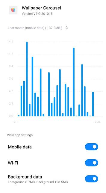 Cara Uninstall Komedi Putar Wallpaper Xiaomi 3