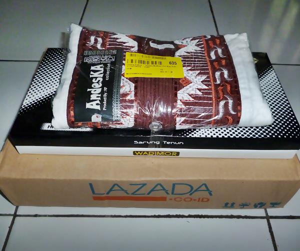 Kusambut Ramadhan yang Kurindukan Bersama Lazada