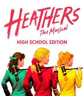 adelaide fringe: heathers the musical - high school edition