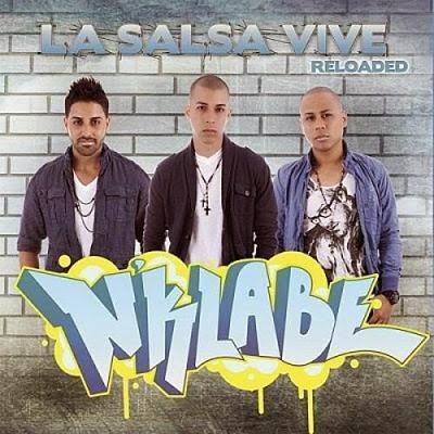 LA SALSA VIVE (RELOADED) - N'KLAVE (2012)