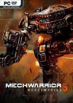 Baixar: MechWarrior 5 Mercenaries Heroes of the Inner Sphere Torrent (PC)