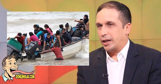 Gobernador Chavista dice que balseros fallecidos iban a turistear a Trinidad y Tobago