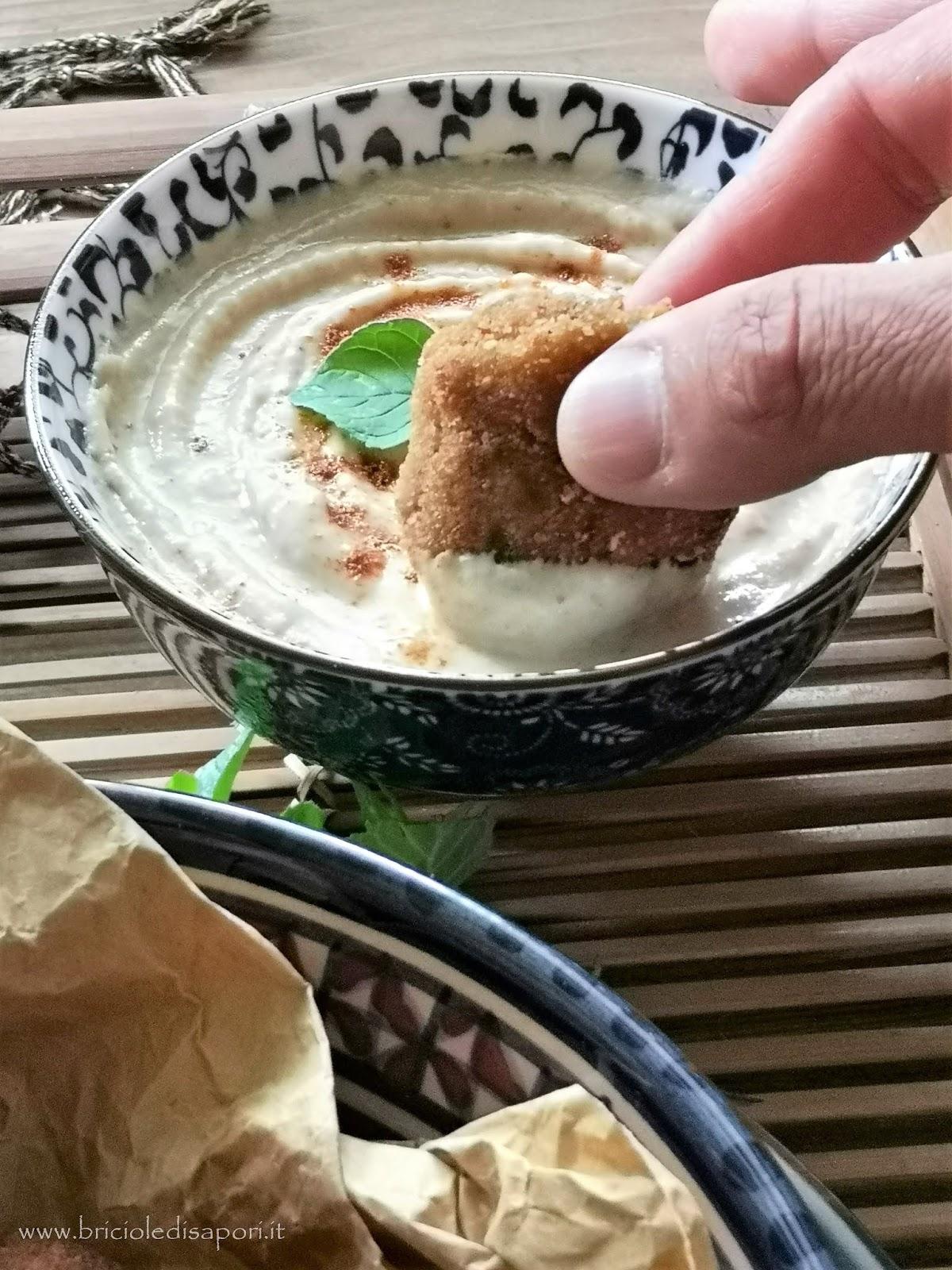 ricetta babaganoush