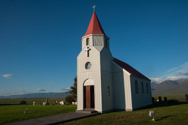 Iglesia de Glaumbær