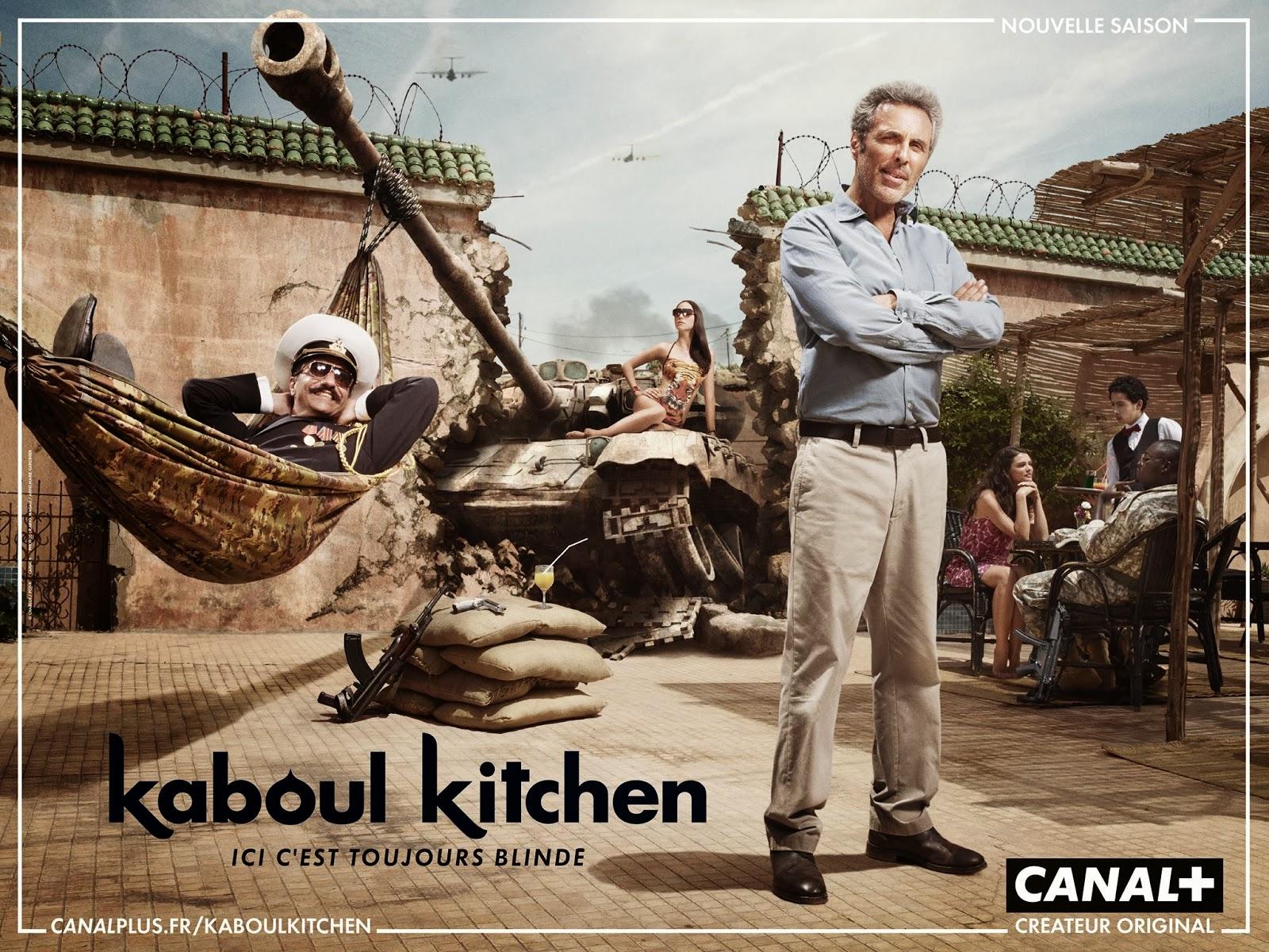 Kaboul Kitchen Episodes