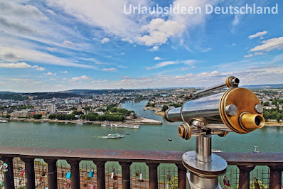 Sommerurlaub Deutschland