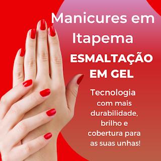 Manicures e Pedicures em Itapema
