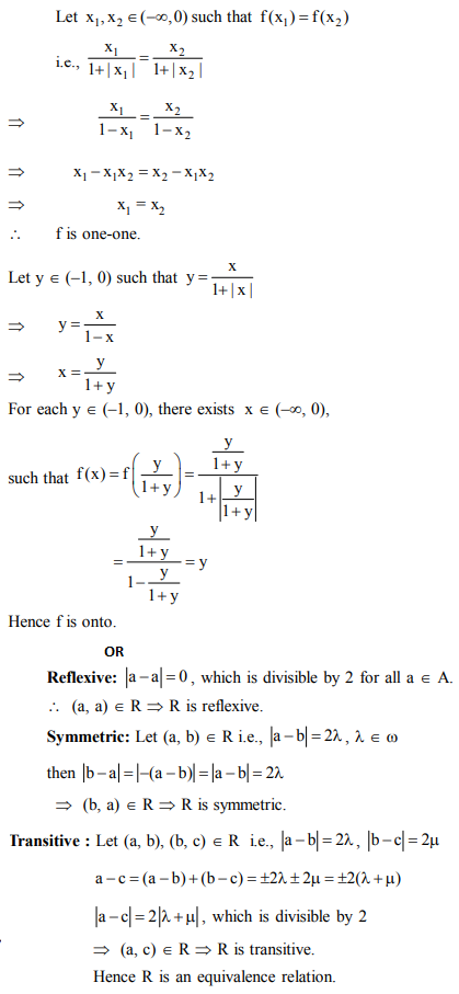ncert class 12th math Answer 27