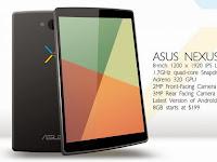 Google Rilis Android 4.5 Dan Nexus 8 Bulan Juli ?