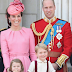 Gambar-gambar comel putera puteri Prince William & Kate Middleton