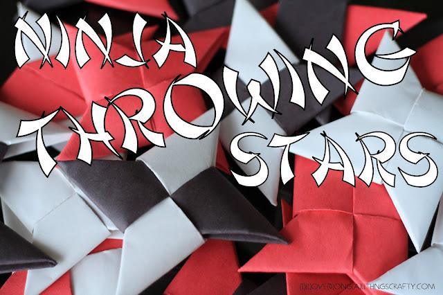 Ninja Throwing Stars