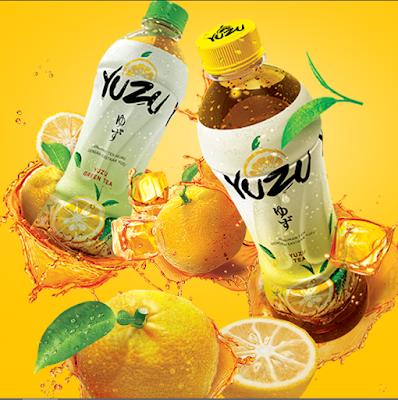 Cara hidup sehat dengan Yuzu citrus