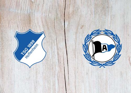 Hoffenheim vs Arminia Bielefeld -Highlights 16 January 2021