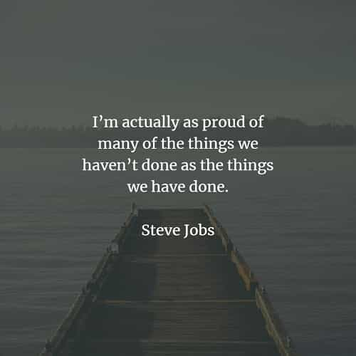 Famous quotes and sayings by Steve Jobs