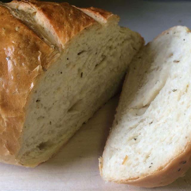 وصفة خبز الروزماري / Rosemary Bread recipe