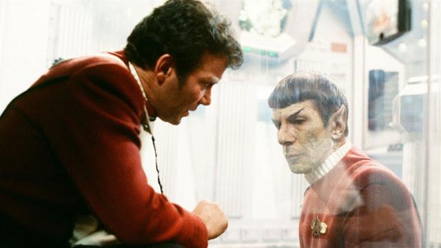 Fotograma Star Trek II La ira de Khan