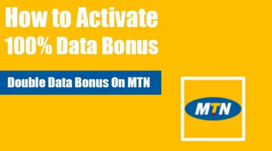 Press This Code to Activate MTN Double Data Offer