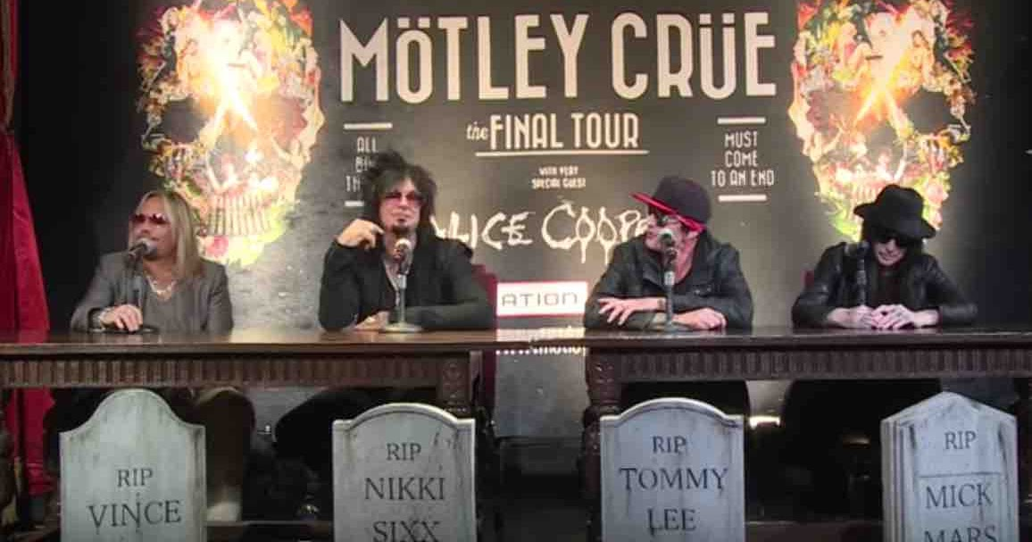 What If You Had The Chance To Meet Motley Crue