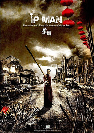 Poster Of Ip Man In Dual Audio Hindi English 300MB Compressed Small Size Pc Movie Free Download Only At worldfree4u.com