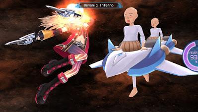 Download Game Superdimension Neptune VS Sega Hard Girls PC