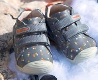 Logo Vinci gratis un paio di scarpe per il tuo piccolo