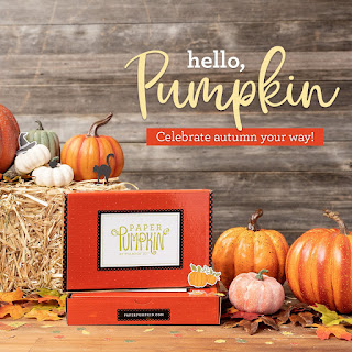 September 2020 Paper Pumpkin: Hello, Pumpkin Sneak Peek