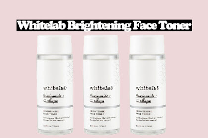 Review Whitelab Brightening Face Toner