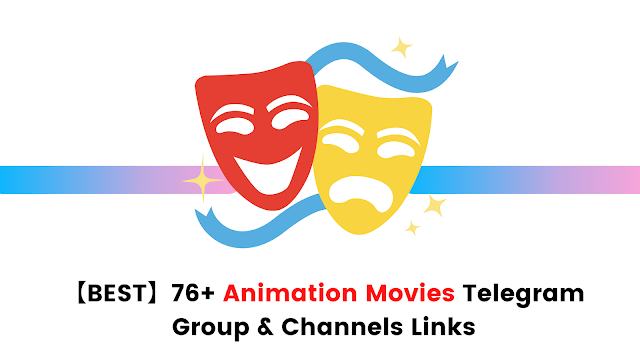 Animation Movies Telegram Group & Channels Links