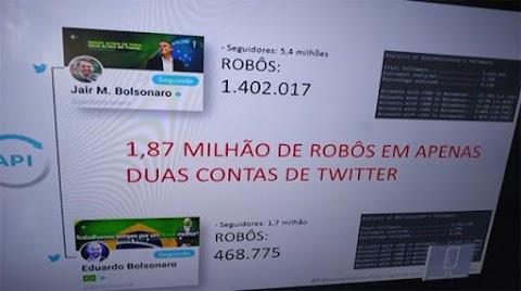 Pente fino em perfis falsos no Twitter fazem bolsonaristas perderem seguidores