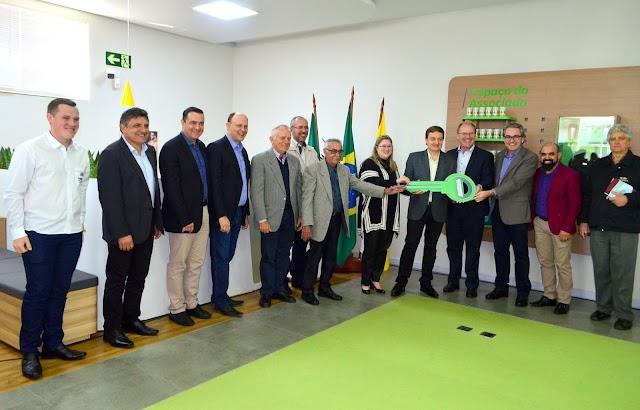 Em Roncador Agência Sicredi Vale do Piquiri é inaugurada