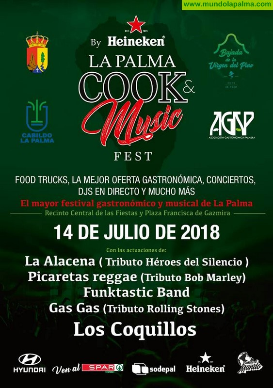 La Palma Cook&Music Fest by Heineken