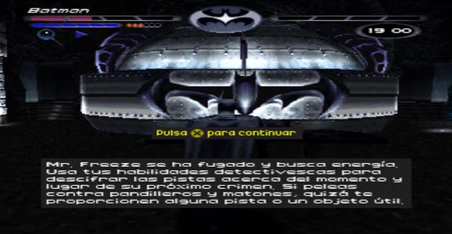 Batman y Robin - Captura 2