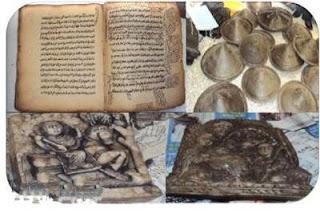 المخطوطات اليمنية المهربة
