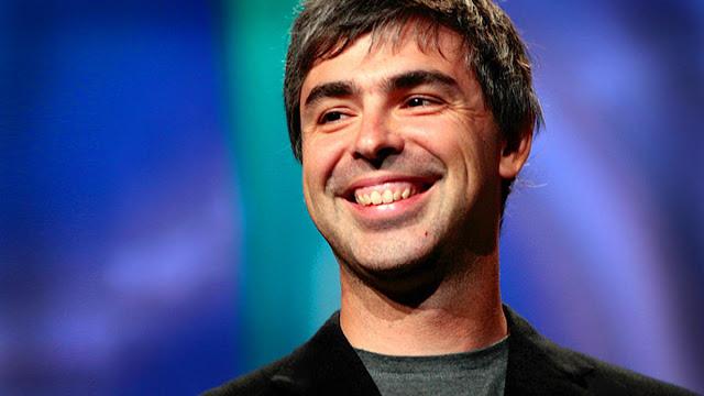 Kisah Larry Page dan Asal Usul Lahirnya Google