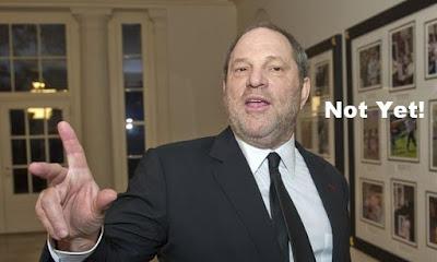 Harvey Weinstein denied rape accusations.  PYGEAR.COM