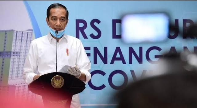 Jokowi Ingatkan Dampak Lanjutan Covid-19 pada 2021
