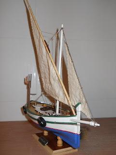 barca tradicional