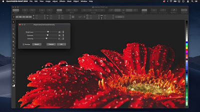 aplikasi atlernatif photoshop Corel Photo Pint