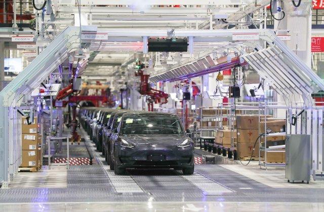 El crecimiento de las entregas de Tesla es limitado