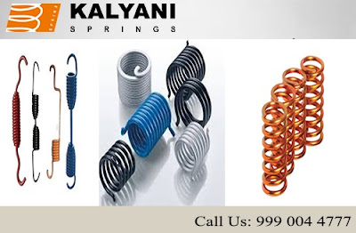 Industrial Spring Manufacturers, Supplier & Dealer at affordable price