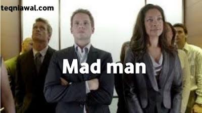 Mad man- أفضل المسلسلات