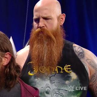 Rowan Roman Reigns Daniel Bryan Clash of Champions WWE