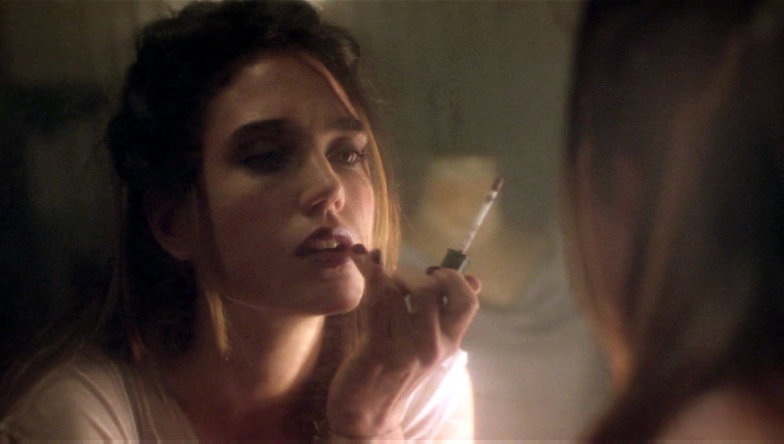 Jennifer connelly requiem for a dream double phrase, simply