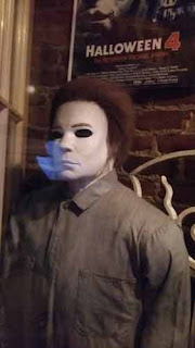 Michael Meyers At Hollywood Museum
