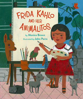 Book Cover for Frida Kahlo and her Animalitos